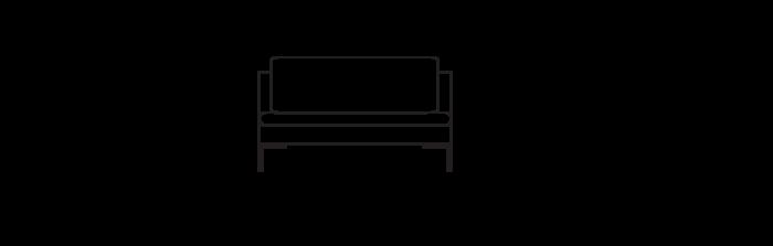 Lyng120_sofa_module_center_yggoglyng