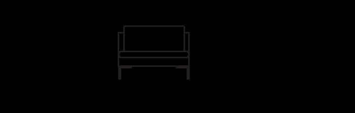 Lyng95_sofa_module_center_yggoglyng