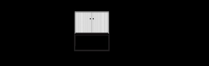 Dis120_sideboard_skjenk_grooved_yggoglyng